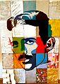 Portrait of Nikola Tesla Made with different Mediums.jpg