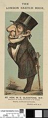 W. E. Gladstone, M.P