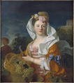 Portrait of a Lady as Pomona (Jean Ranc) - Nationalmuseum - 19825.tif