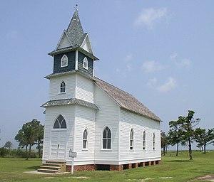 Portsmouth, North Carolina - Portsmouth Church