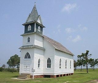 Portsmouth, North Carolina United States national historic site