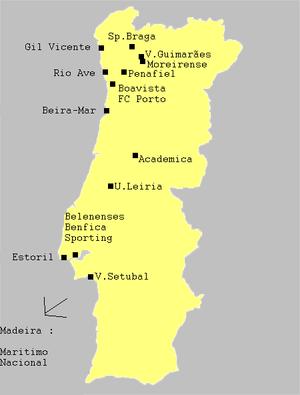 Championnat Du Portugal De Football 2004 2005 Wikipedia