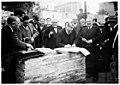 Pose de la première pierre de la Bibliothèque municipale de Toulouse, rue de Périgord, le 25 juin 1932 (7942247446).jpg