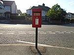 Post box, Hoseside Road.jpg