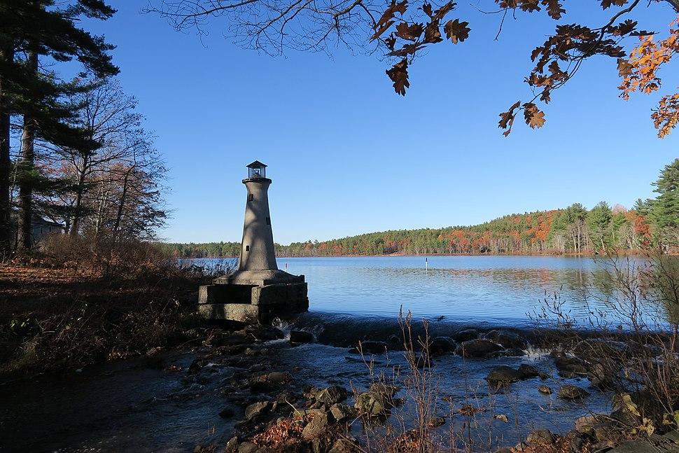 Potanipo Pond, Brookline NH