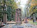 Powązki Jewish Cemetery in Warsaw - 10.jpg