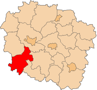 Żnin County County in Kuyavian-Pomeranian, Poland
