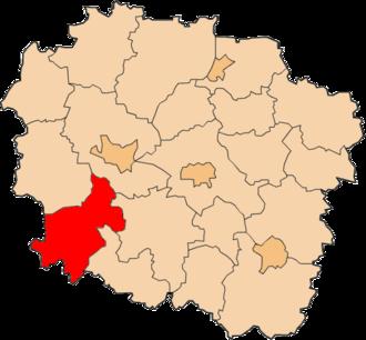 Żnin County - Image: Powiat żniński