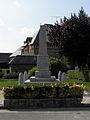 Précey (50) Monument aux morts.jpg