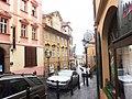 Praha, Nerudova u Morzinského domu.JPG