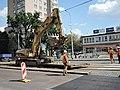 Praha, Petřiny, rekonstrukce trati, 022.jpg