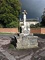 Preaching Cross in Barford St Martin - geograph.org.uk - 267378.jpg