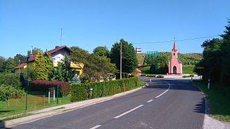 Međimurje County - Village of Prekopa