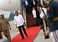 President Duterte Arrives in Myanmar and Meets with the Filipino Community 15.jpg