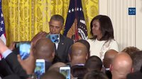 File:President Obama and First Lady Michelle Obama Host Black History Month Reception.webm
