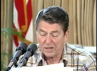 File:President Reagan's Radio Address on Federal Budget Legislation in the Oval Office, May 8, 1982.webm