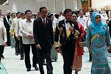 Hassanal Bolkiah - Wikipedia