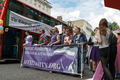 Pride in London 2016 - Asexual parade participants awaiting the start at Portland Place.png
