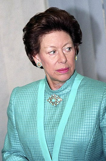 English: Princess Margaret, Countess of Snowdo...
