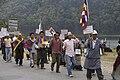 Pro-Tibet protest in Pokhara, Nepal - 20080317.jpg