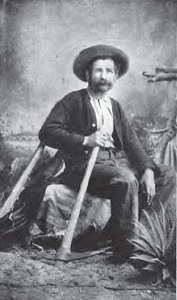 Prospector George Warren