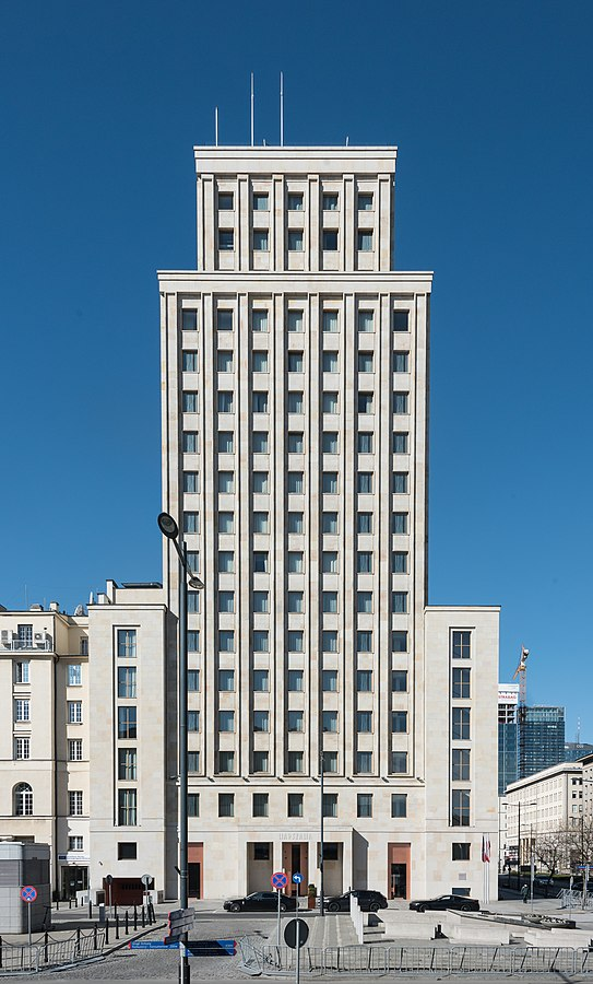 Prudential, Warsaw