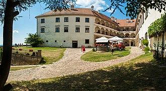 Ptuj Castle - Image: Ptujski grad 03