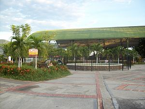 Puerto Salgar - Image: Puerto Salgar Polideportivo