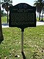 Punta Gorda FL 1st home site marker01.jpg