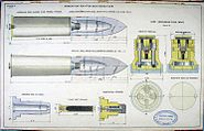 QF 4.7 inch gun ammunition diagrams