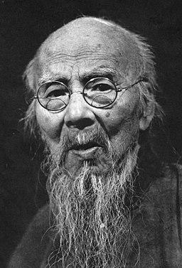 Qi Baishi (1956), by Zheng Jingkang
