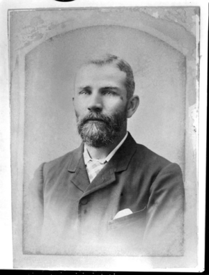 Queensland state election, 1902 - Image: Queensland State Archives 3062 Portrait of The Honourable Sir Robert Philp Premier of Queensland c 1900