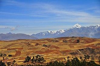 American Cordillera - Andes in Peru