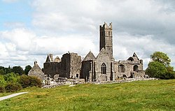 Quin Abbey, Ireland