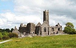 Quin Abbey, Ireland