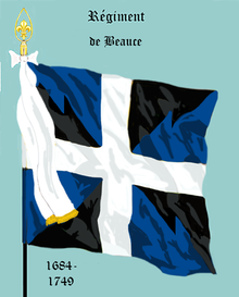 Image illustrative de l'article Régiment de Beauce (1684)