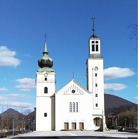 9246f0e36 Kostol Navštívenia Panny Márie (Považská Bystrica) – Wikipédia