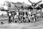 RAF Attlebridge - 466th Bombardment Group - Crew 421.jpg