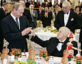 RIAN archive 148497 Cellist and orchestra conductor Mstislav Rostropovich's jubilee reception.jpg