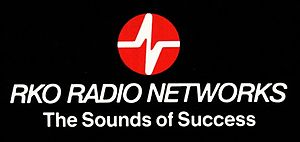 RKO Radio Network - The original RKO Radio Networks logo