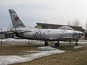 RNoAF F-86K Z-KZ 1