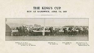 Queen Elizabeth Stakes (ATC) - Rogilla, 1934 AJC Kings Cup Winner