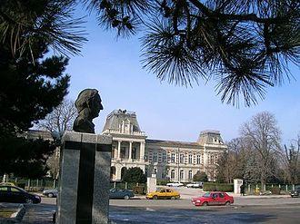 Călărași - Palace of the Prefecture