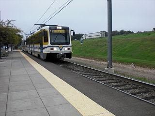 Roseville Road station