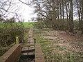Raised path east of Inchford Brook crossing - geograph.org.uk - 1777530.jpg