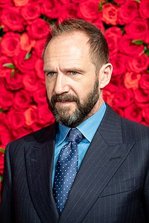 Ralph Fiennes English actor, producer, and director