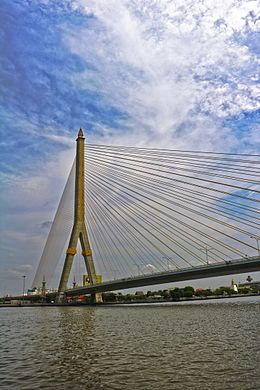 Rama 8 Bridge from Pier.jpg