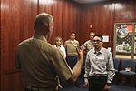 Ramsey Family legacy, 3rd generation joins Marine Corps 160614-M-EZ287-019.jpg