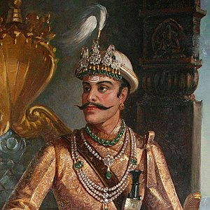 Bhimsen Thapa - Rana Bahadur Shah, the King of Nepal from 1777 to 1806.