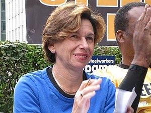 Randi Weingarten - Randi Weingarten in 2008